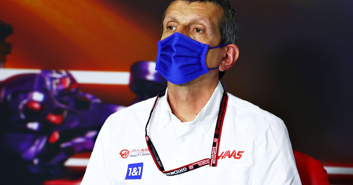 Guenther Steiner Spain 2021 PA