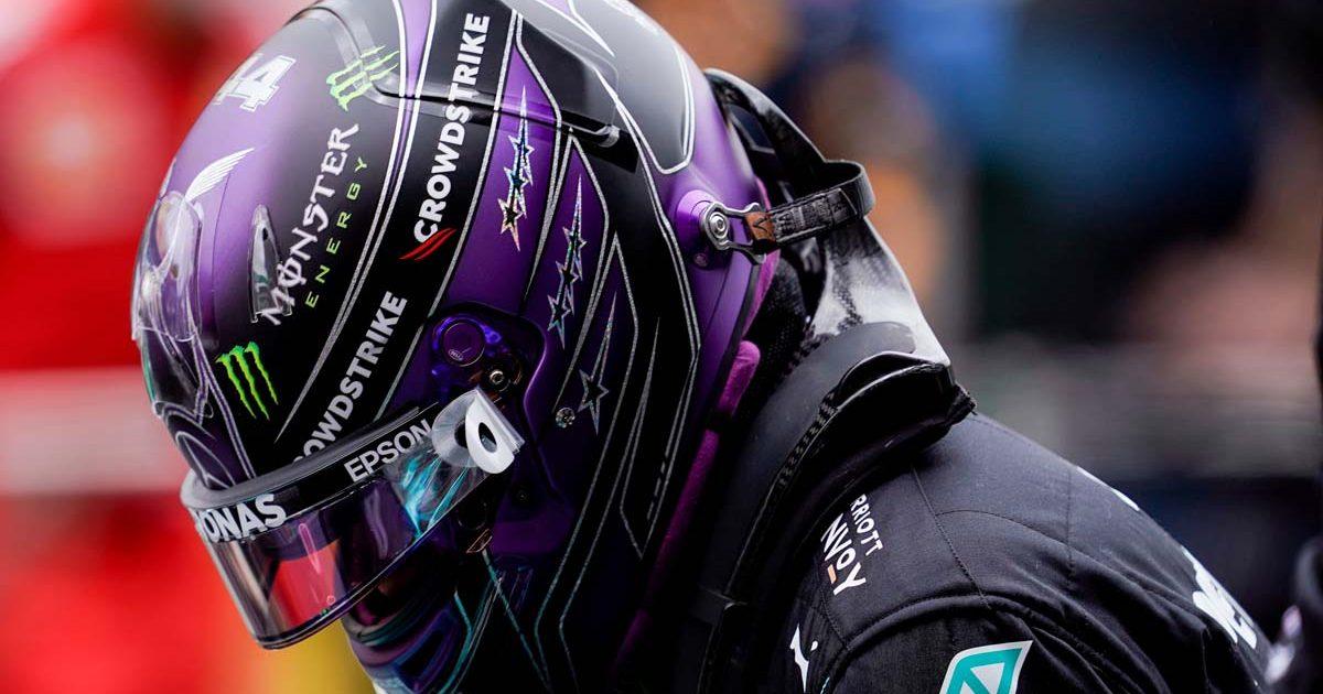 Lewis Hamilton Spain 2021 PA