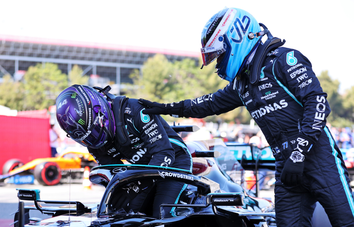 'Hamilton's Spain win saved serious Mercedes fallout'
