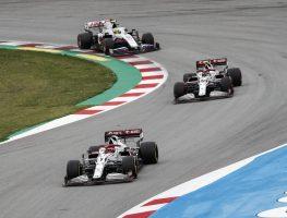 Alfa Romeo and Haas