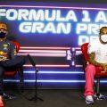 Max Verstappen Lewis Hamilton