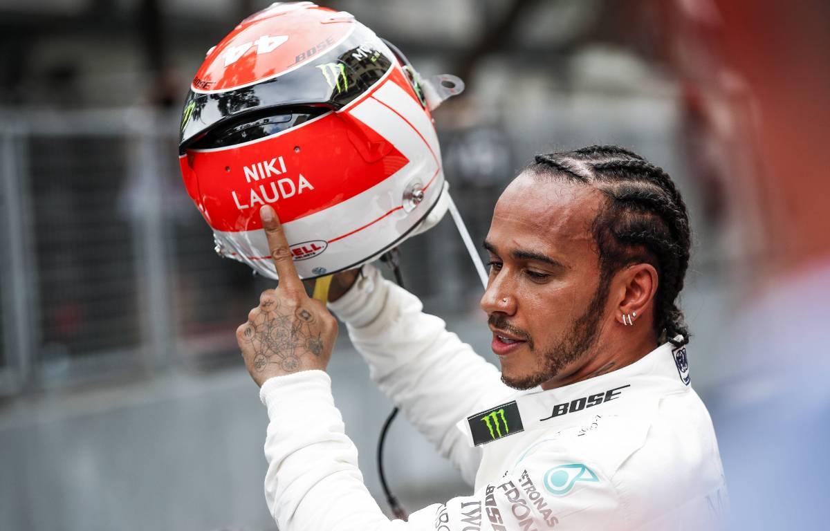 Lewis Hamilton Monaco 2019