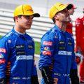Lando Norris Daniel Ricciardo