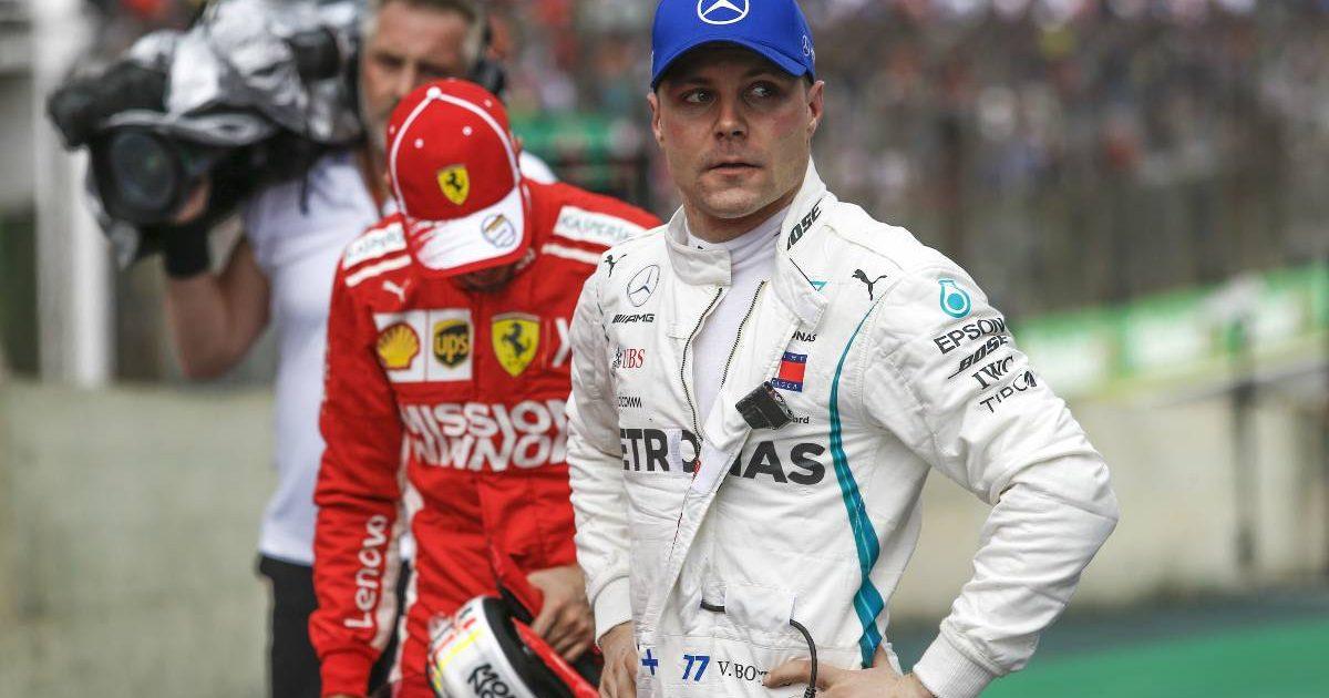 Valtteri Bottas, 2018 Brazilian Grand Prix