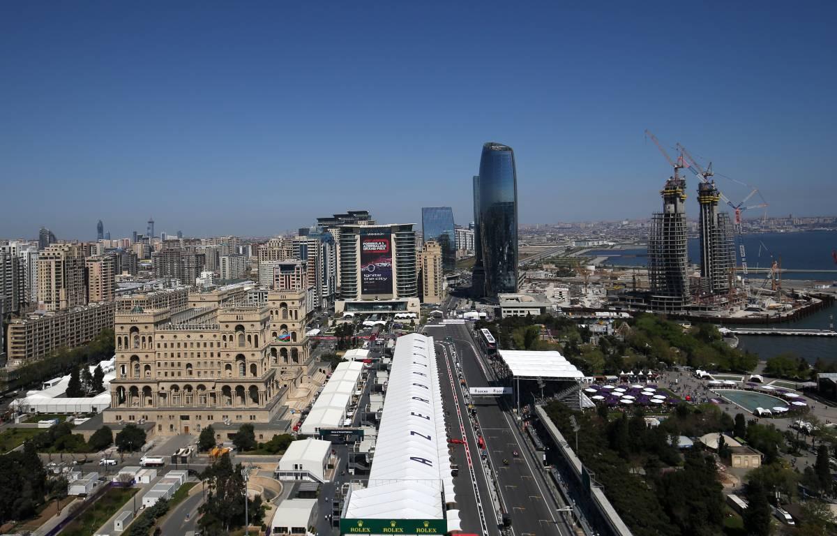 Baku City Circuit Azerbaijan Grand Prix