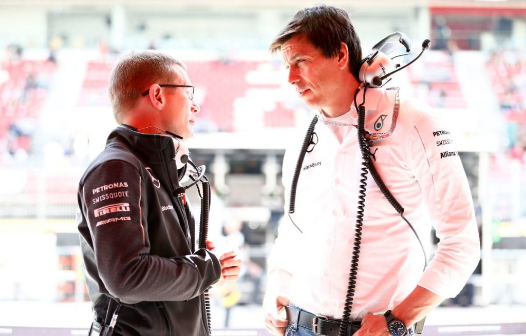 Andy Cowell Toto Wolff