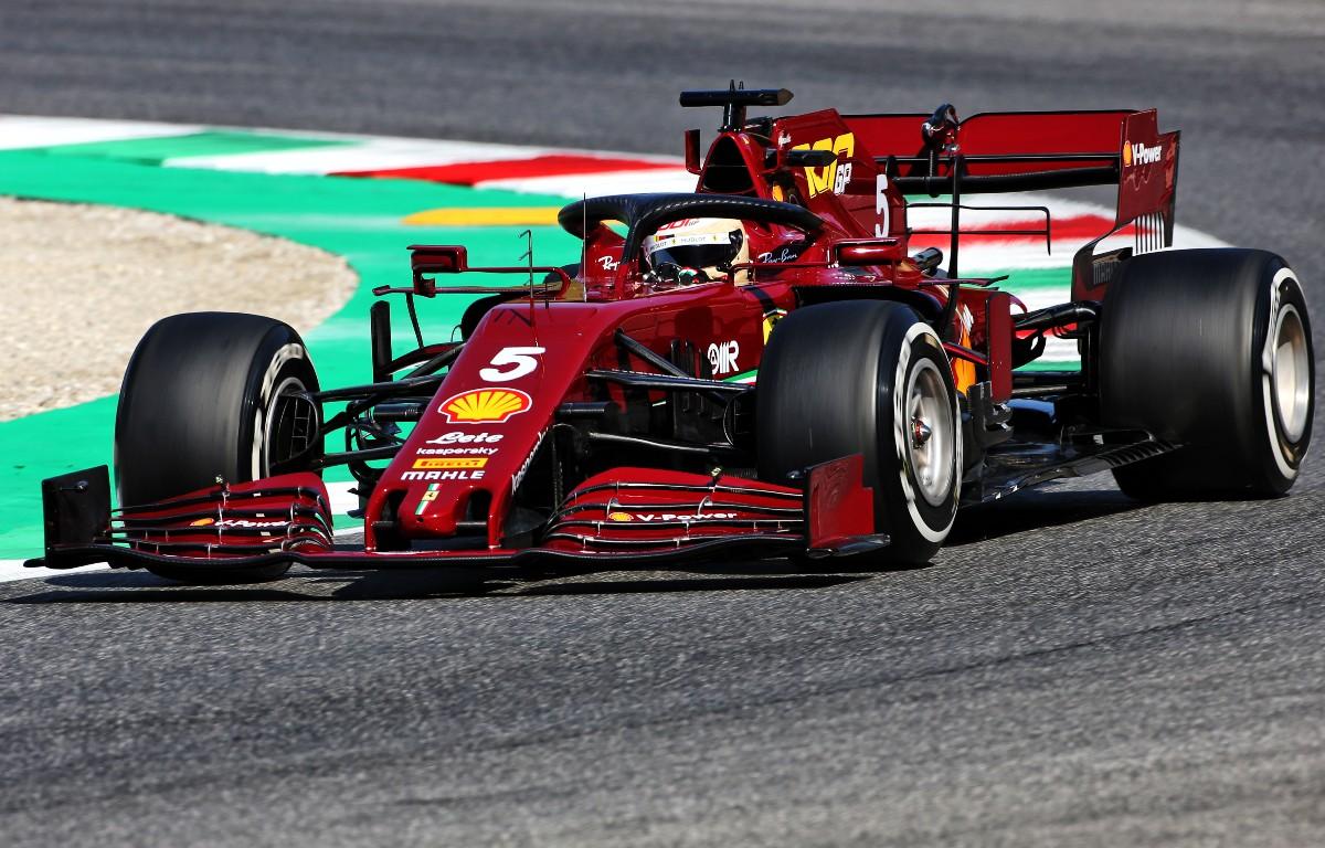 Ferrari 2020 Tuscan Grand Prix