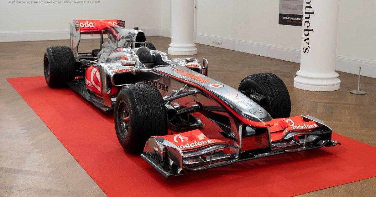 Lewis Hamilton MP4-25