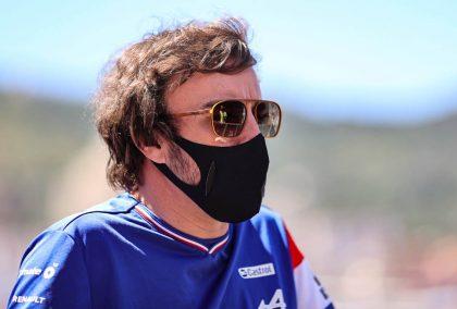 Fernando Alonso Monaco 2021 PA
