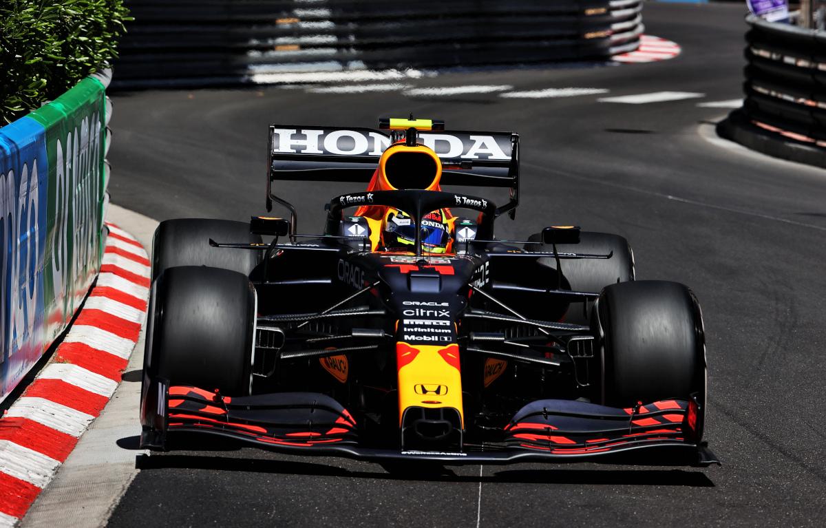 Sergio Perez Monaco