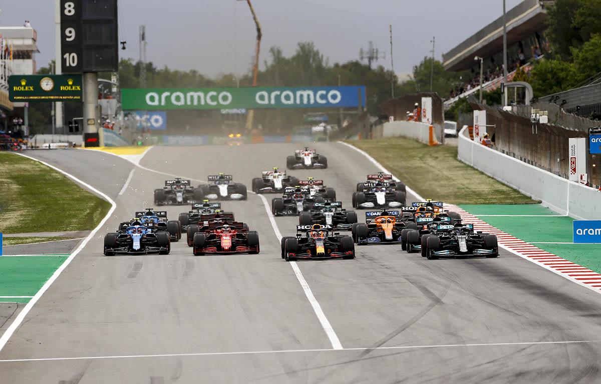 F1 on tv
