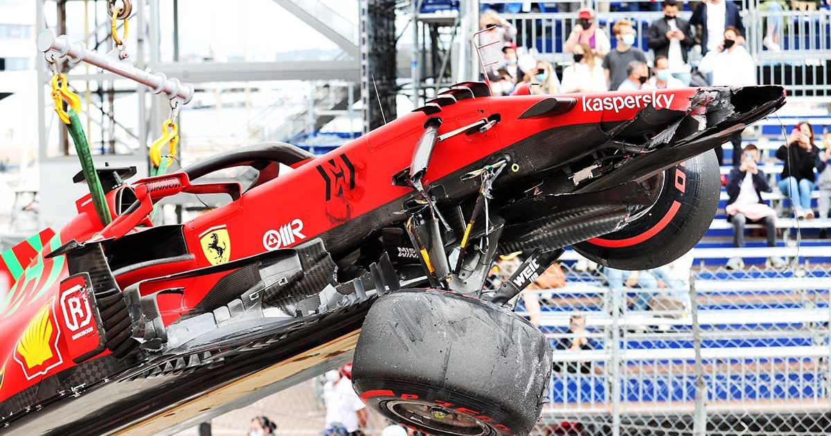 Charles Leclerc Ferrari, FIA