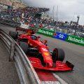 Charles Leclerc Ferrari Monaco Grand Prix
