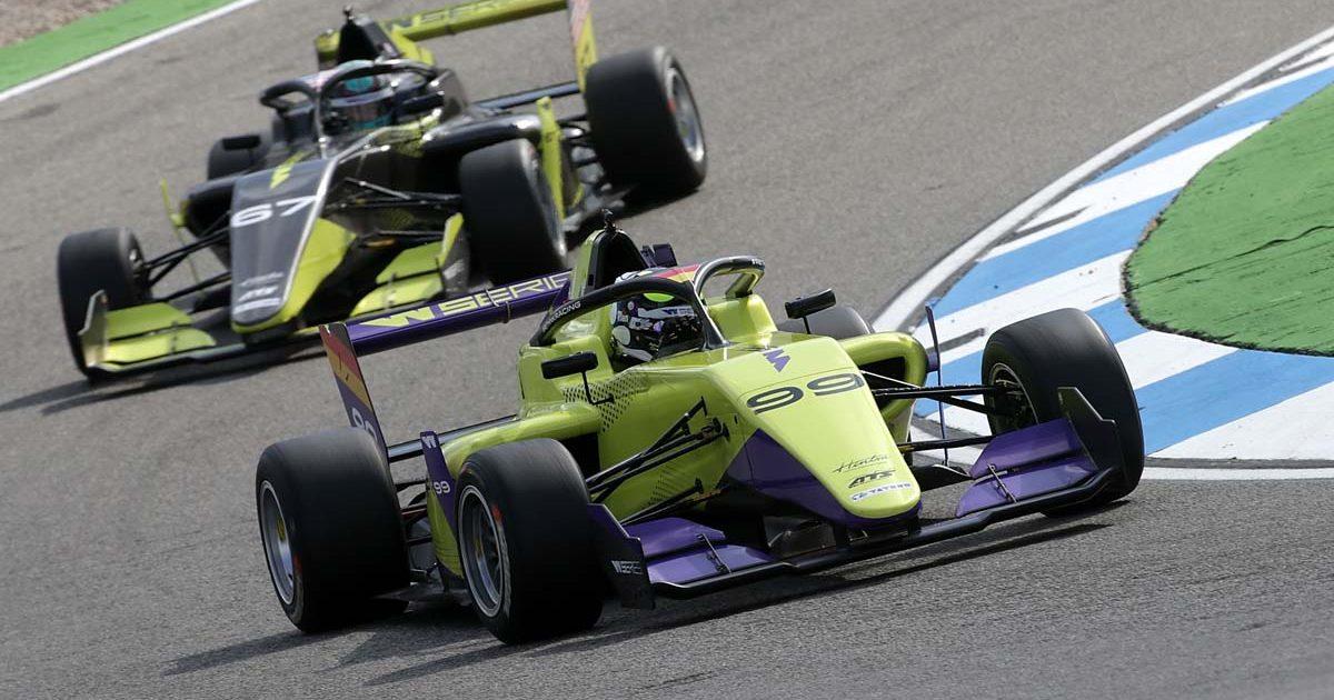 W Series racing