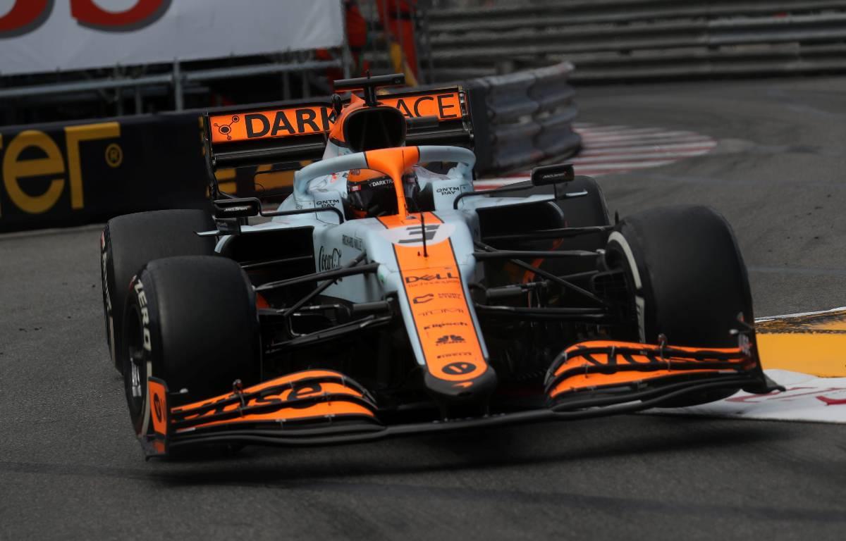 Daniel Ricciardo McLaren