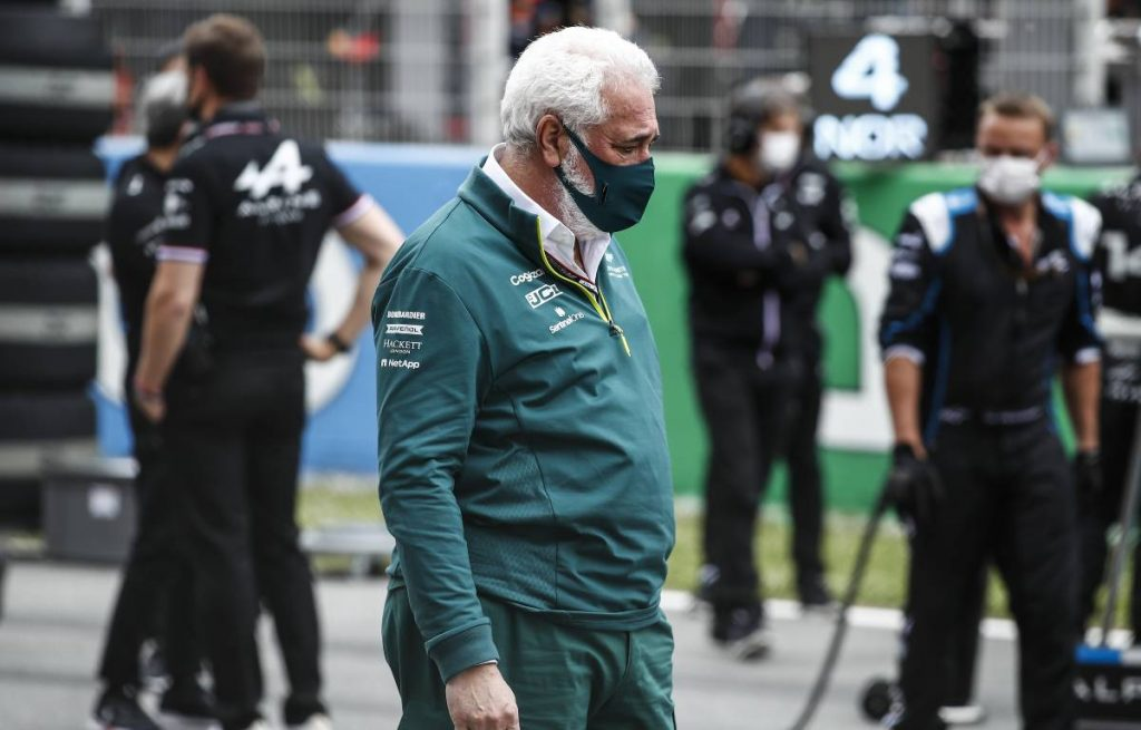 Lawrence Stroll, Aston Martin F1 owner