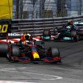Max Verstappen Valtteri Bottas Monaco 2021 PA, Azerbaijan Grand Prix