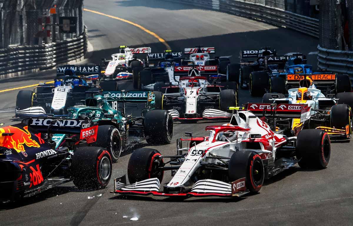 Le GP de Monaco démarre les coureurs du milieu de terrain PA