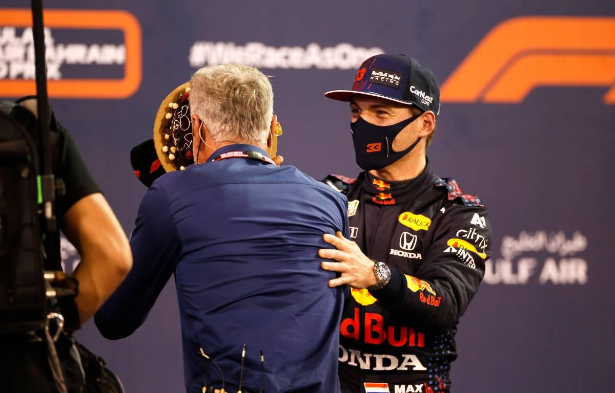 Max Verstappen David Coulthard
