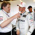 Norbert Haug Michael Schumacher