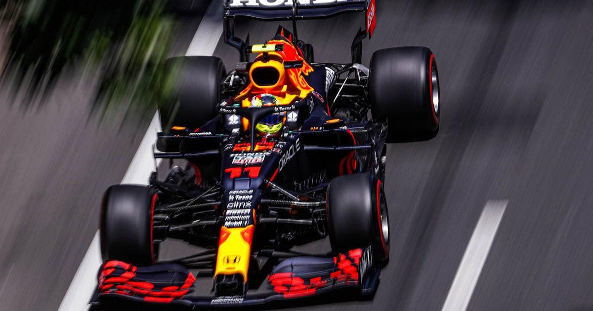 Sergio Perez, Red Bull, Christian Horner