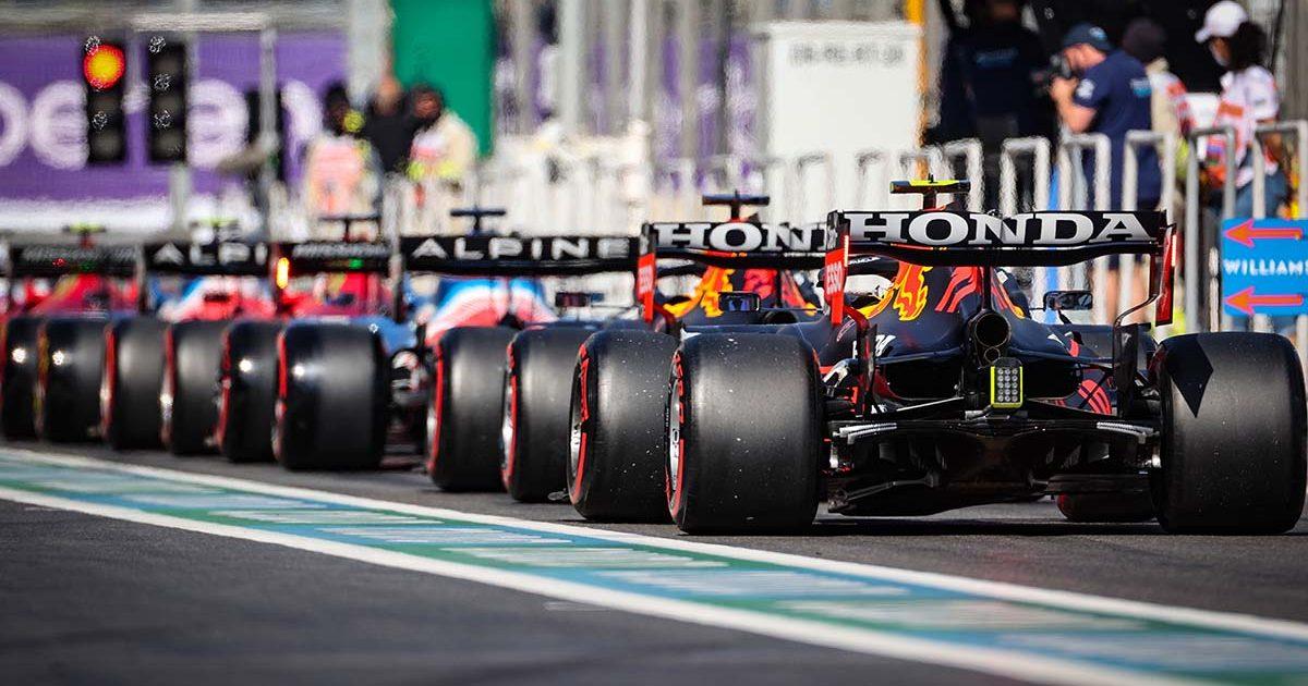 Red Bull rear wing