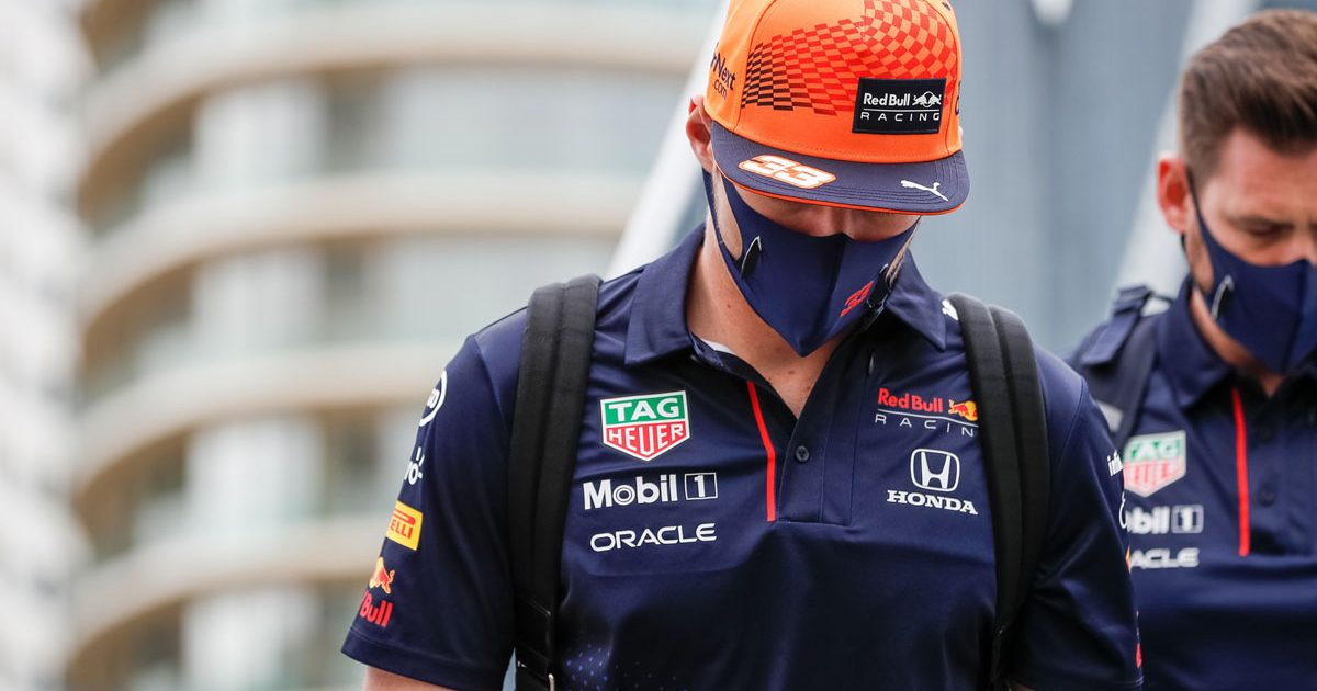 Max Verstappen Azerbaijan GP
