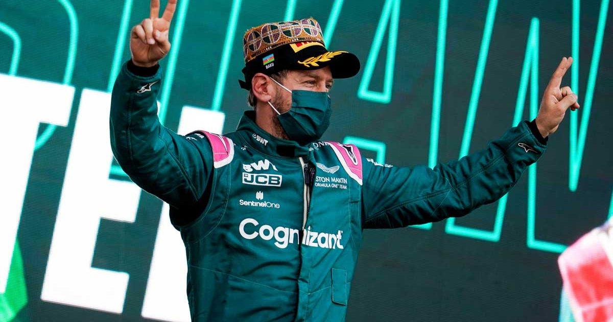 Ross Brawn says Sebastian Vettel has been 'reborn' at Aston Martin