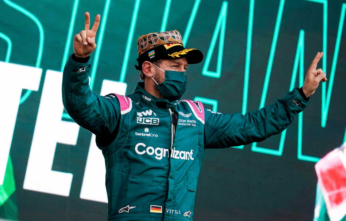 Vettel took longer than expected to reach top form