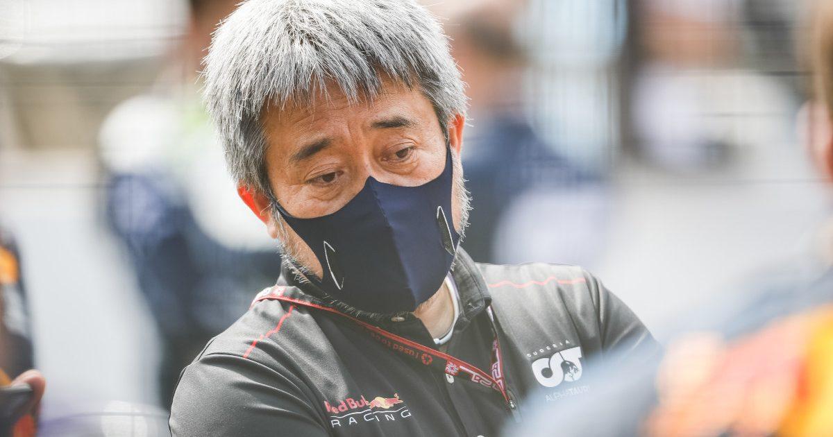 Toyoharu Tanebe Honda