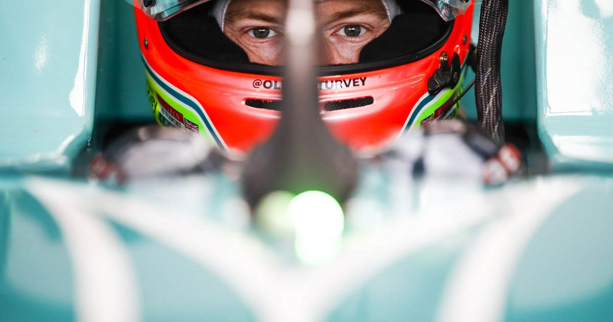 Oliver Turvey, McLaren test, development and simulator driver
