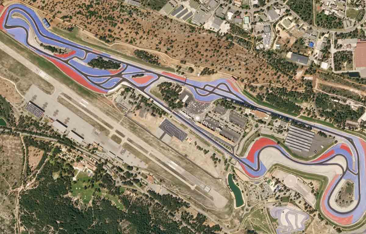 Circuit Paul Ricard, French GP venue