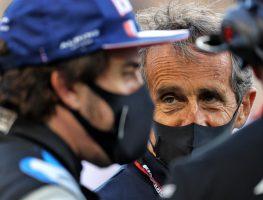 Alain Prost Fernando Alonso, Alpine