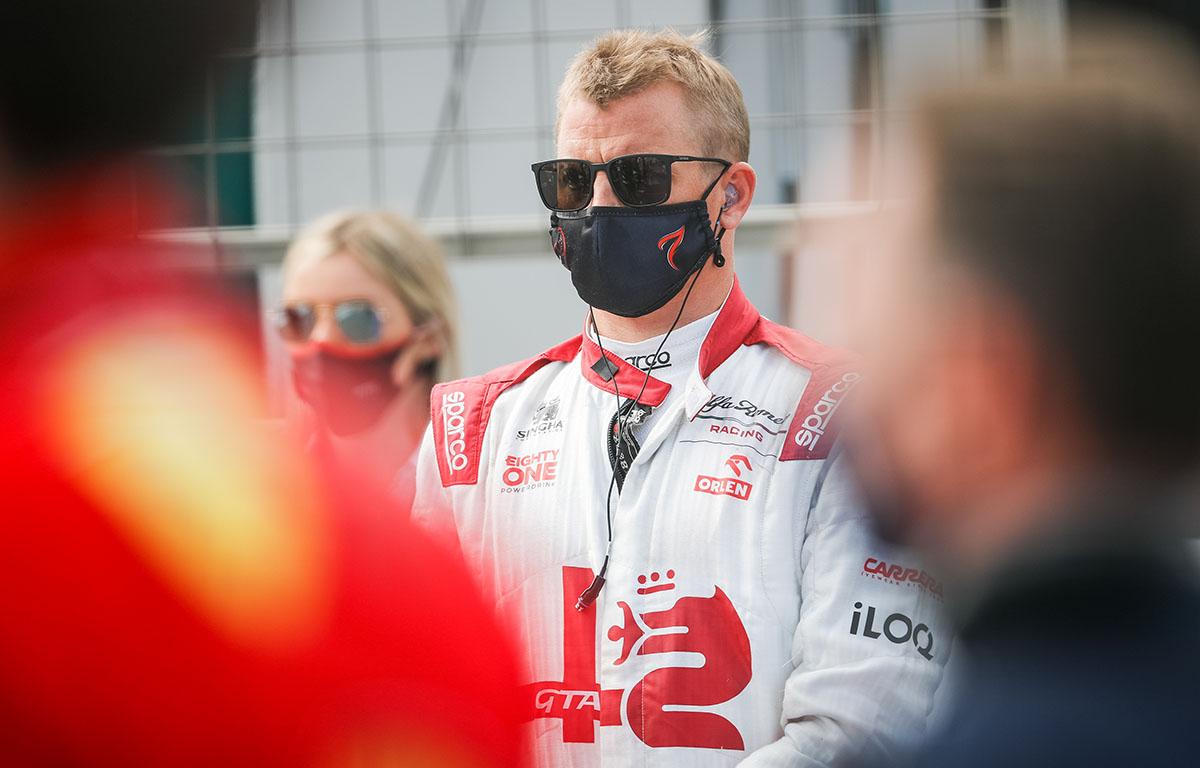 Raikkonen still giving nothing away on F1 future