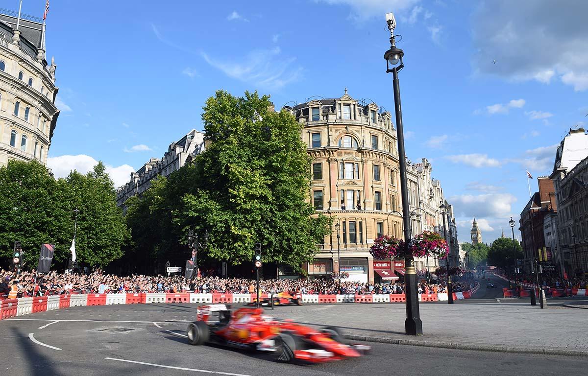 F1 London