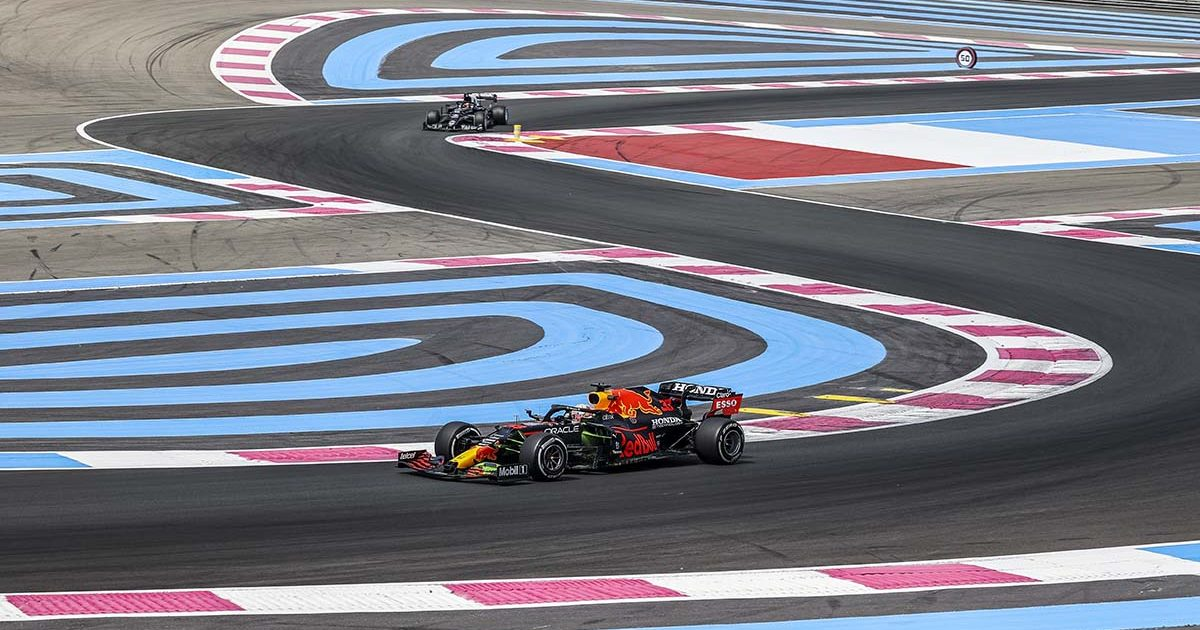 Max Verstappen Red Bull French Grand Prix