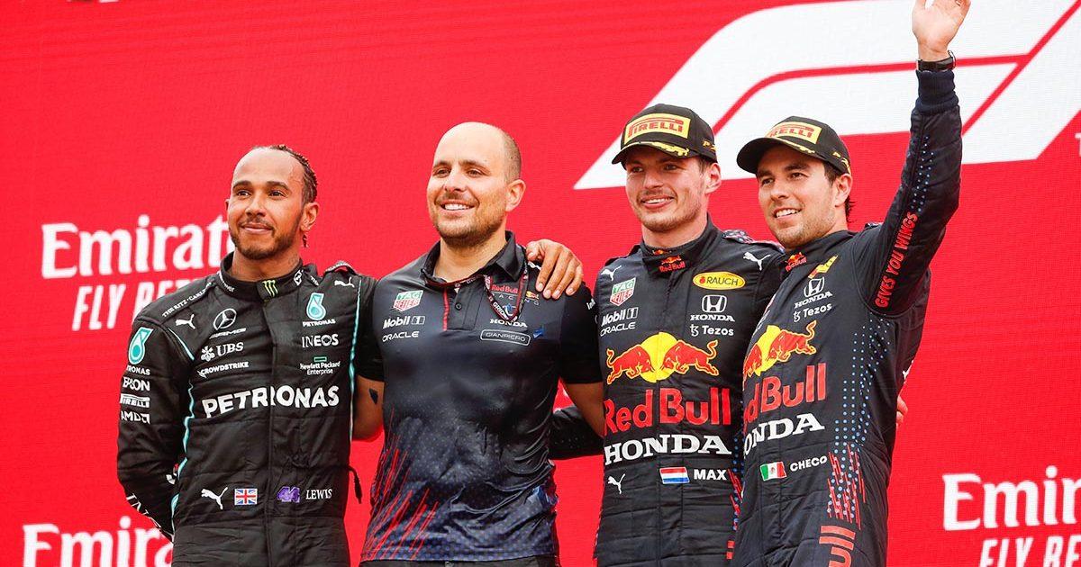 French Grand Prix podium conclusions