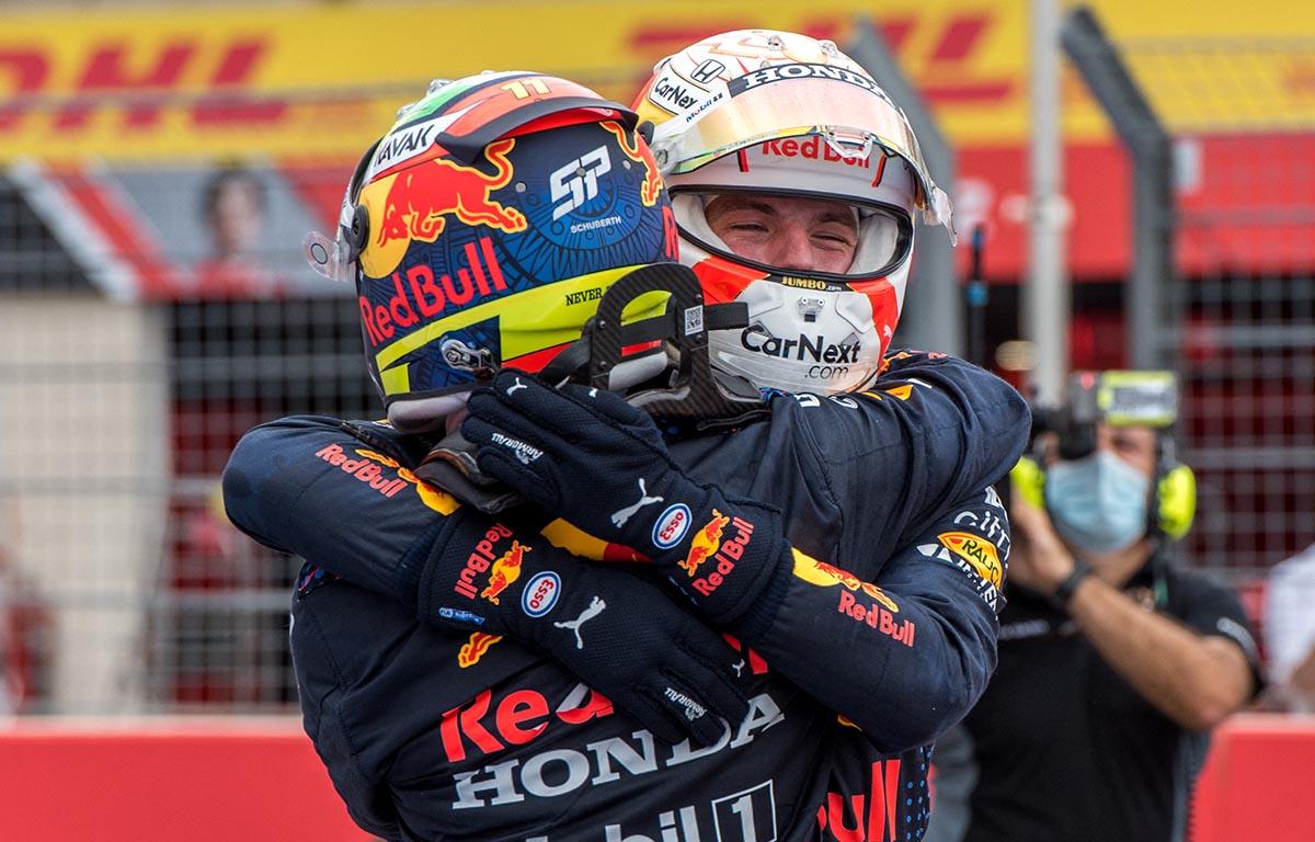 Max Verstappen Sergio Perez Red Bull driver ratings