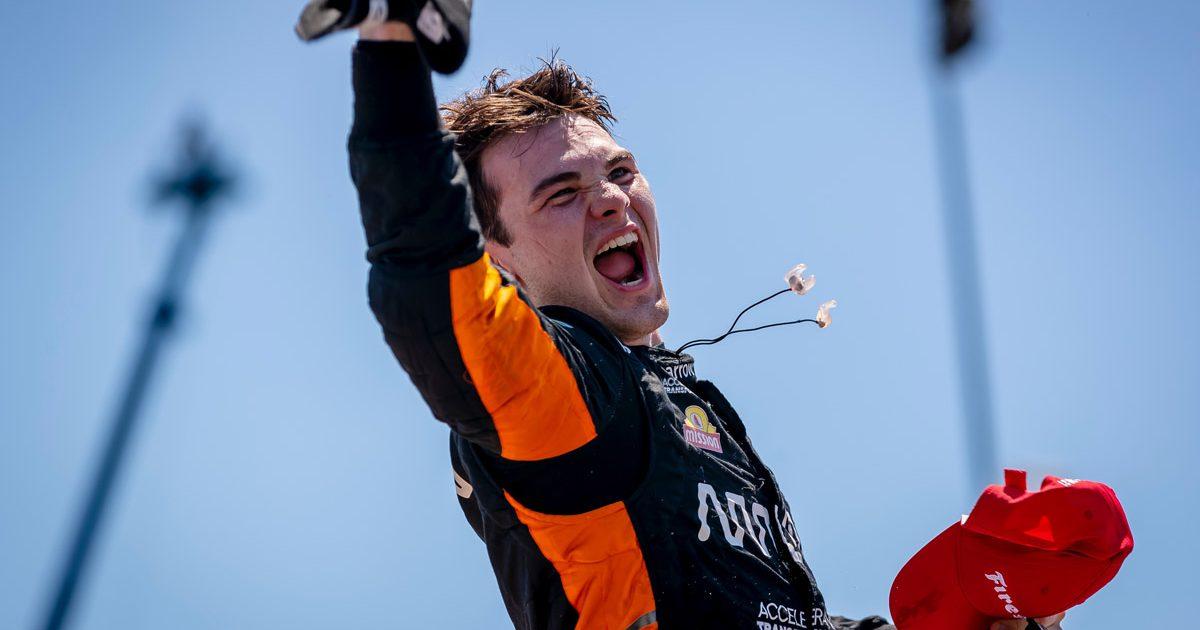 Patricio Pato O'Ward, Arrow McLaren SP