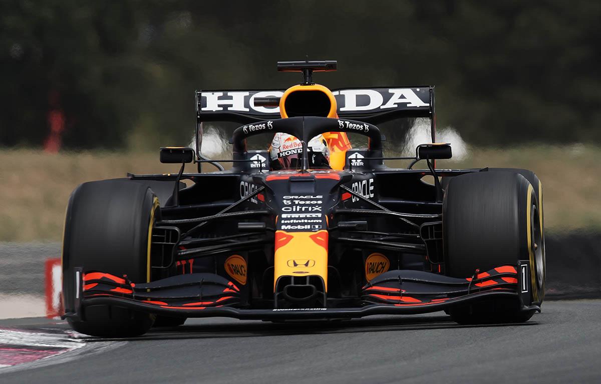 Max Verstappen Red Bull Honda