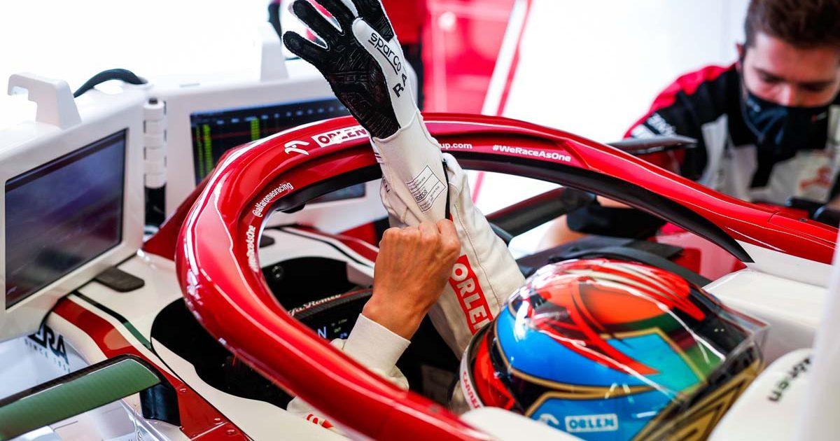 Kimi Raikkonen, Alfa Romeo
