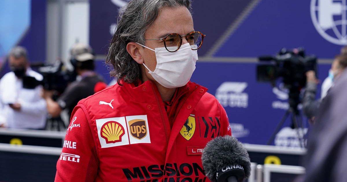 Laurent Mekies, Ferrari sporting director