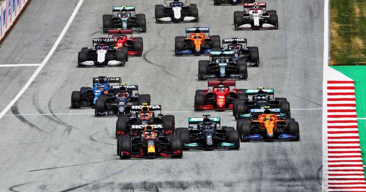 Styrian Grand Prix 2021 Max Verstappen