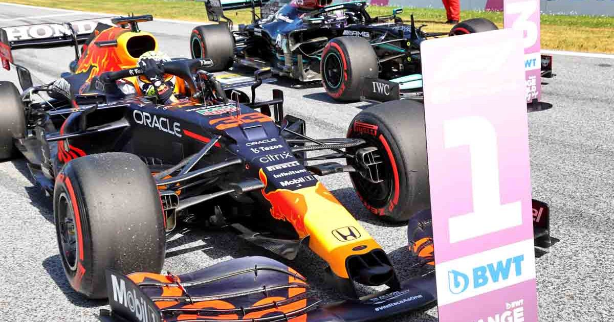 Max Verstappen Lewis Hamilton PA