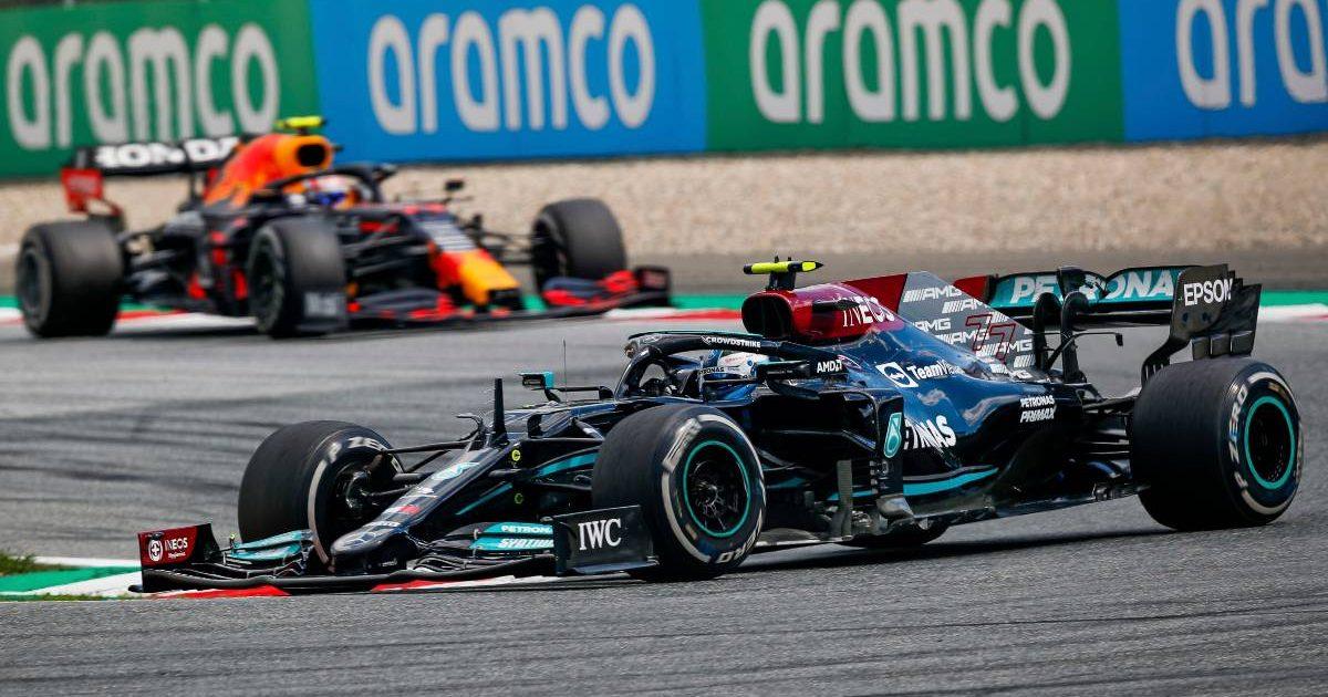 Valtteri Bottas Sergio Perez