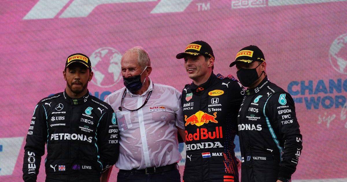 2021 Styrian Grand Prix podium