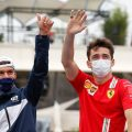 Pierre Gasly Charles Leclerc