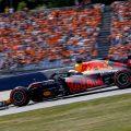 Max Verstappen Red Bull Austrian Grand Prix