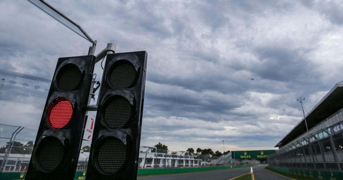 Melbourne Australian GP Albert Park