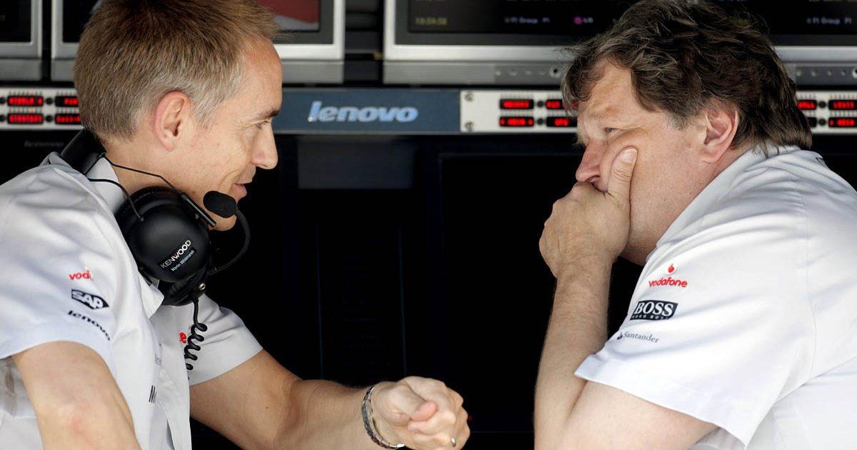 McLaren-Mercedes